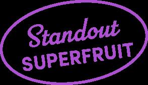 Purple Standout Superfruit Asset